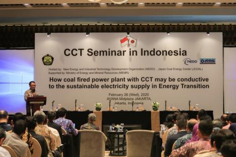 Pemerintah Komitmen Kembangkan Clean Coal Technology