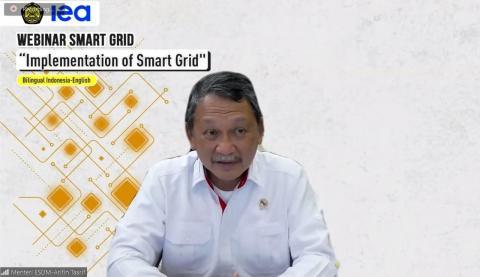 Penerapan Smart Grid Dukung Peningkatan Rasio Elektrifikasi di Daerah 3T