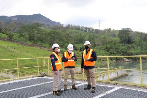 PLTA Saguling, Pendukung Beban Puncak Sistem Kelistrikan Jawa-Bali