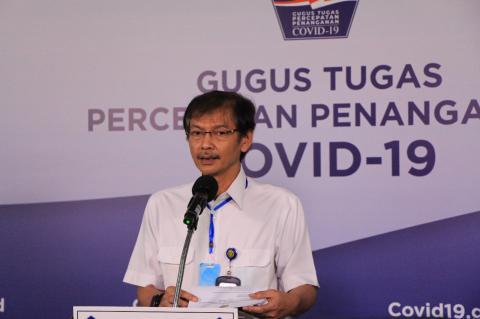 Update Penanganan Covid-19: Kementerian ESDM Sampaikan Kebijakan Subsidi Biaya Listrik Rumah Tangga