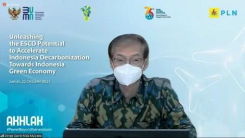 Dukung Pemangkasan Emisi Karbon, KESDM Inisiasi Sistem Cap and Trade Carbon