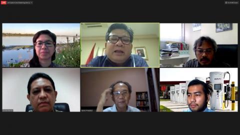Gandeng GIZ, Ditjen Gatrik Selenggarakan Pelatihan Perencanaan  Ketenagalistrikan Berbasis EBT