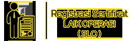 Register Sertifikat